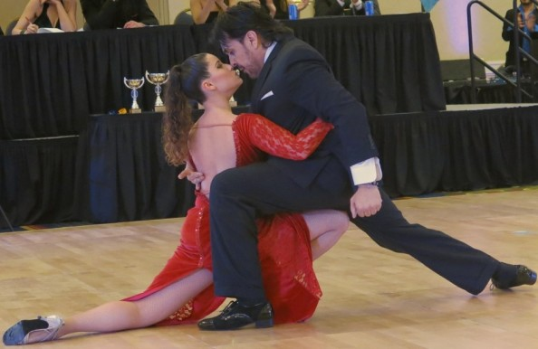 Highlights of the 2016 Argentine Tango USAChampionship