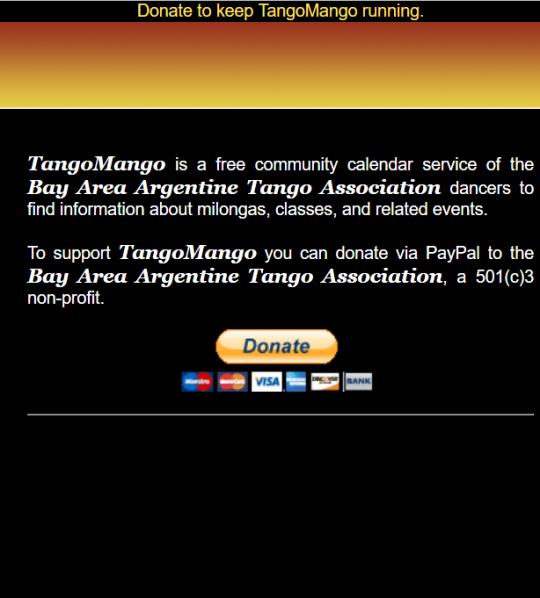 tangomangodonation